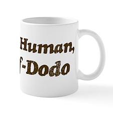 Half-Dodo Mug