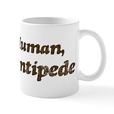 Half-Centipede Mug