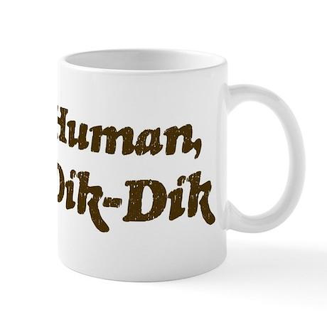 Half-Dik-Dik Mug