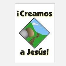 Creamos a Jesus! Postcards (Package of 8)