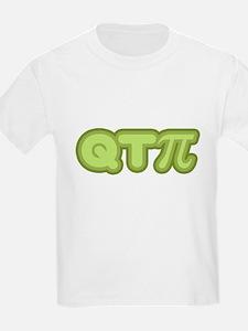 Q T Pi (green) T-Shirt