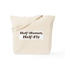 Half-Fly Tote Bag