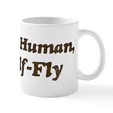 Half-Fly Mug