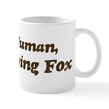Half-Flying Fox Mug