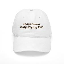 Half-Flying Fish Baseball Cap