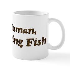 Half-Flying Fish Mug