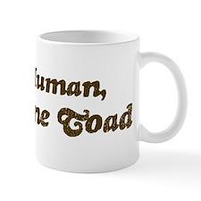 Half-Cane Toad Mug