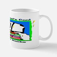 PC & Books 6th Grade Mug