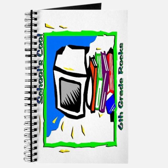 PC & Books 6th Grade Journal