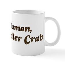 Half-Fiddler Crab Mug