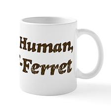 Half-Ferret Mug