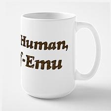 Half-Emu Mug