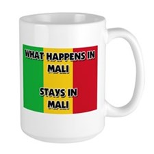What Happens In MALI Stays There Mug