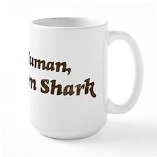 Half-Horn Shark Mug
