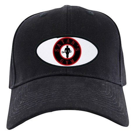 Satan's Gym 2 Black Cap