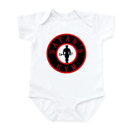 Satan's Gym 2 Infant Creeper
