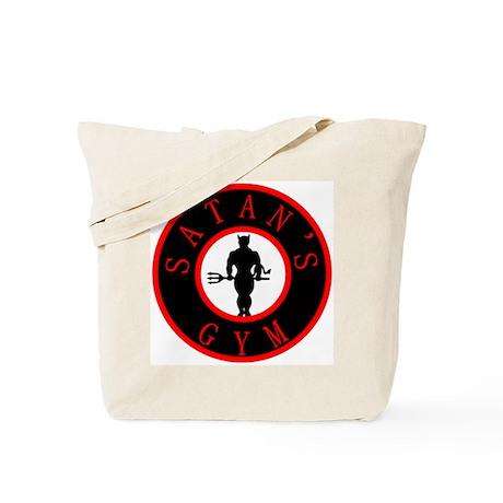 Satan's Gym 2 Tote Bag