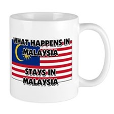 What Happens In MALAYSIA Stays There Mug