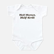 Half-Krill Infant Bodysuit