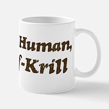 Half-Krill Mug