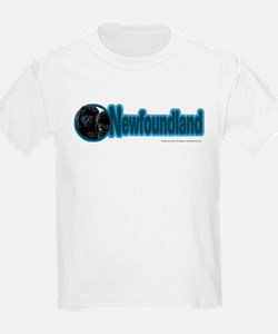 Newfoundland Kids T-Shirt
