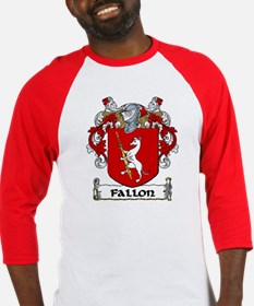 Fallon Coat of Arms Baseball Jersey
