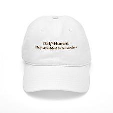 Half-Marbled Salamanders Baseball Cap