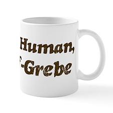 Half-Grebe Mug