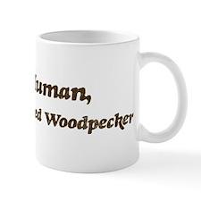 Half-Ivory-Billed Woodpecker Mug