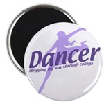 "Dancer 2.25"" Magnet (100 pack)"