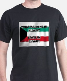 What Happens In KUWAIT Stays There T-Shirt