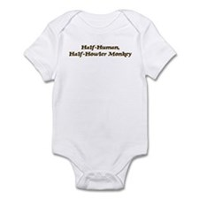 Half-Howler Monkey Infant Bodysuit