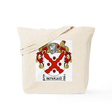 McFarland Coat of Arms Tote Bag