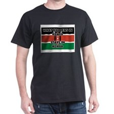 What Happens In KENYA Stays There T-Shirt