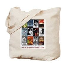 Cute Some authors titles featured www neg Tote Bag