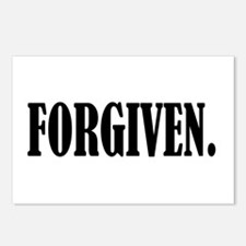 FORGIVEN. Postcards (Package of 8)