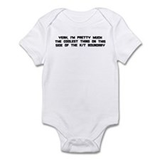 K/T Boundary Infant Bodysuit