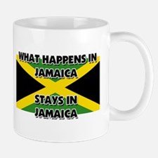 What Happens In JAMAICA Stays There Mug
