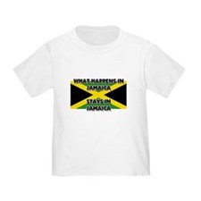 What Happens In JAMAICA Stays There T