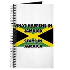 What Happens In JAMAICA Stays There Journal