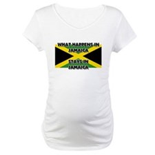 What Happens In JAMAICA Stays There Shirt