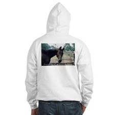 Second chance ranch equine rescue Hoodie