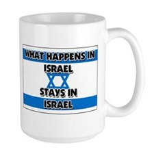 What Happens In ISRAEL Stays There Mug