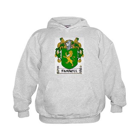 Farrell Coat of Arms Kids Hoodie