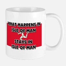 What Happens In ISLE OF MAN Stays There Mug
