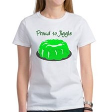 Proud to Jiggle Tee