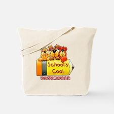 School's Cool Preschool Tote Bag