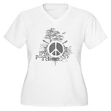 Give Peace Scene a Chance T-Shirt
