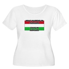 What Happens In HUNGARY Stays There T-Shirt