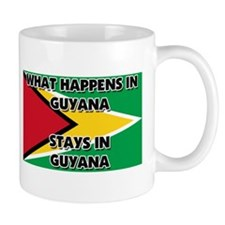 What Happens In GUYANA Stays There Mug